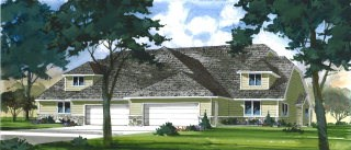 0 Winged Foot Ct 0, Egg Harbor, WI 54209