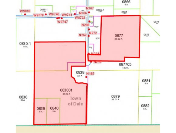 LY138 Depot Rd Lot LY138, Dale, WI 54931
